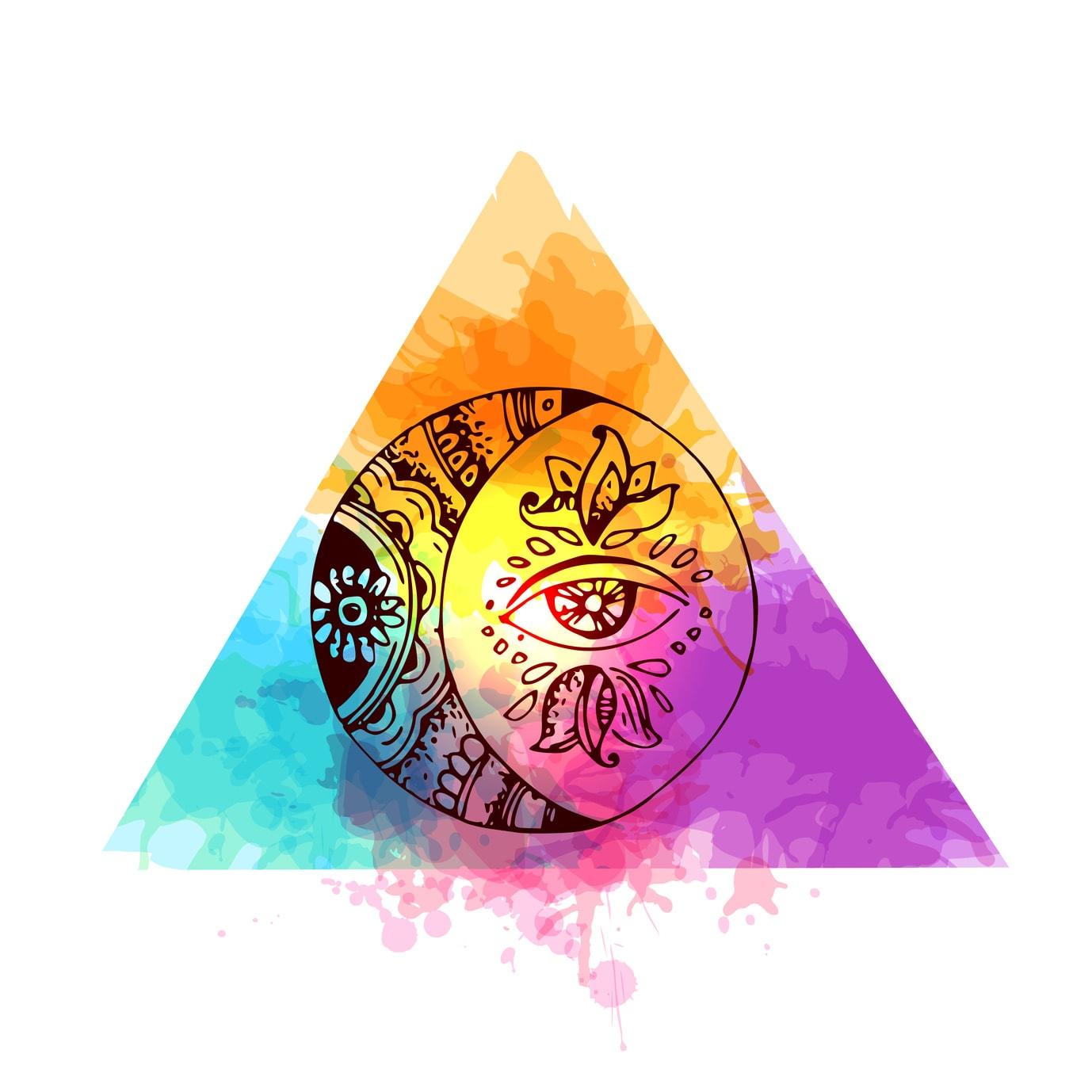 symbole de la lune