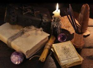 Les secrets magie noire