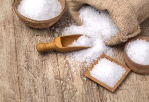 Propriétés magiques du sel