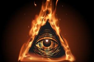 oeil de protection-magie blanche