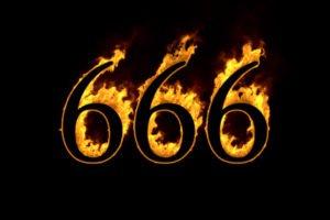 nombre 666 en magie