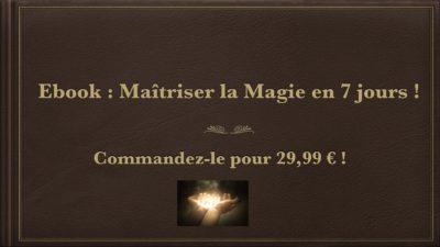 Grimoire de magie